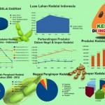 Produksi dan Impor Kedelai Dalam Negeri