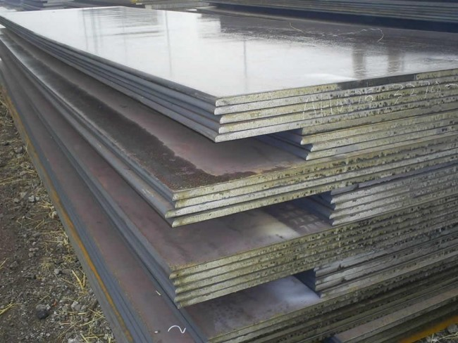 HOT ROLLED STEEL PLATES (4)