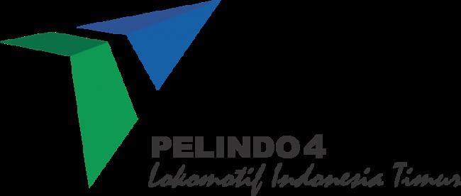 Logo Pelindo Lokomotif True
